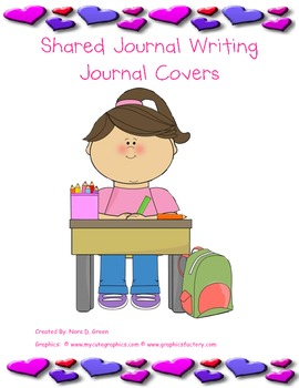 Shared Journal Writing Journal Covers