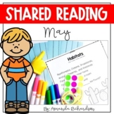 Shared Reading Poetry for May