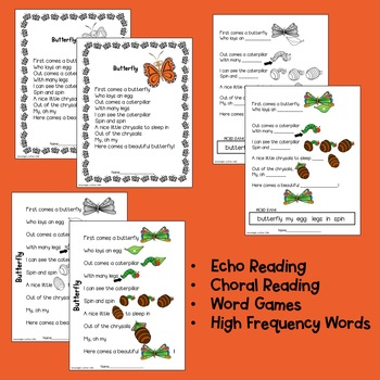 Shared Reading All Year Long BUNDLE