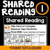 Shared Reading {Bundle 1}