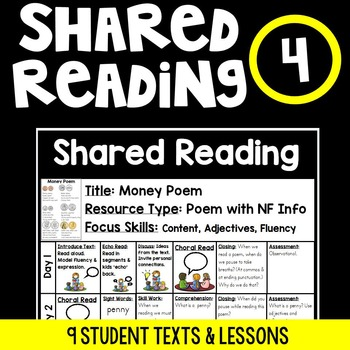Shared Reading {Bundle 4}