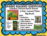 Shared Reading Chicka Chicka Boom Boom Lesson Plans