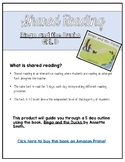 Shared Reading (GRL: D) - Bingo and the Ducks