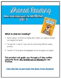 Shared Reading (GRL: D) - My Toothbrush is Missing!