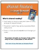 Shared Reading (GRL: E) - I Love School!