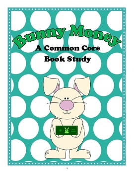 Shared Reading / Guided Reading Book Study ~ Bunny Money b