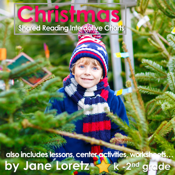 Shared Reading Interactive Charts for Christmas