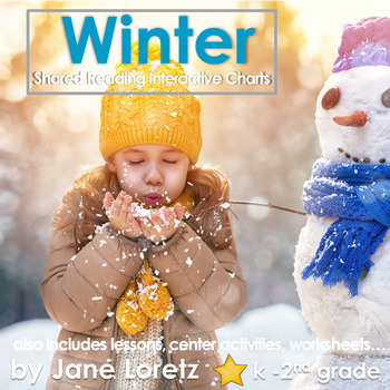 Shared Reading Interactive Charts for Winter
