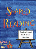 Shared Reading Lesson