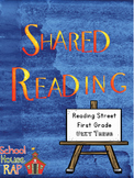 Shared Reading Lesson Reading Street Unit Three