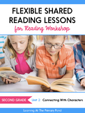 Shared Reading Lessons for Reading Workshop: Second Grade Unit 2