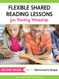 Shared Reading Lessons for Reading Workshop: Second Grade Unit 3