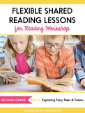 Shared Reading Lessons for Reading Workshop: Second Grade Unit 4