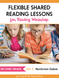 Shared Reading Lessons for Reading Workshop: Second Grade Unit 5