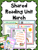 Shared Reading Poems Kindergarten March