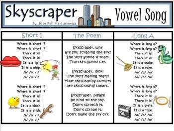 Shared Reading Poetry: Skyscraper (SMARTboard, Gr 1-2)