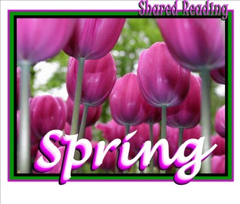 Shared Reading Poetry: Spring (SMARTboard, Gr 1-2)