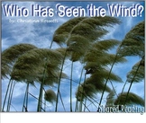 Shared Reading Poetry: Who Has Seen the Wind? (SMARTboard,
