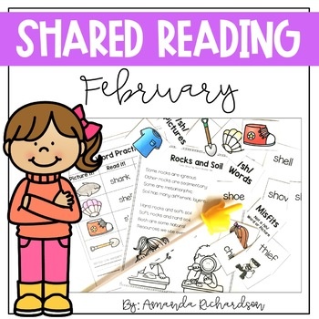 Shared Reading Poetry for February