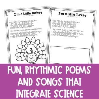 Shared Reading Poetry for November