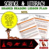 Shared Reading Soil Lesson Plan