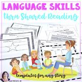 Using Story Books for Shared Reading Strategies Speech Lan