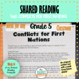 Shared Reading Text and Lessons: Week 14 *Grade 5 Aligned*