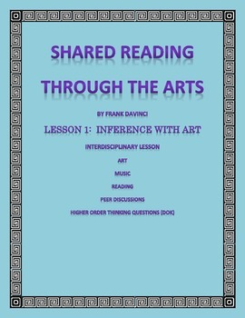 Shared Reading Through the Arts