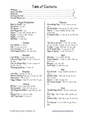 Shared Reading Using Refrigerator Stories:45 Printable Sto