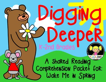 Shared Reading {Wake Me in Spring}