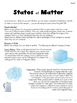 Shared Reading on States of Matter: Ontario Curriculum