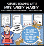 Shared Reading-Wishy Washy