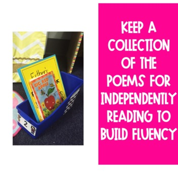 Shared Reading Poetry for August