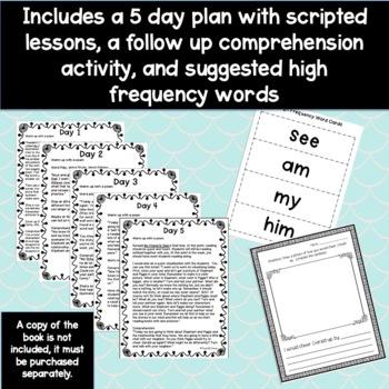 Shared Reading Lesson Plan | Elephant & Piggie | My Friend is Sad | Level G