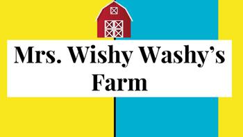 Shared Reading with Mrs. Wishy Washy's Farm