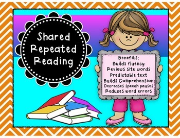 Shared Repeated Reading