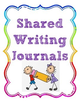 Shared Writing Journal
