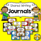 Shared Writing Journals