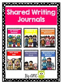 Shared Writing Journals (for the Primary Classroom)