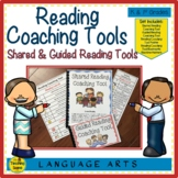 Guided & Shared Reading Strategies Coaching Tools