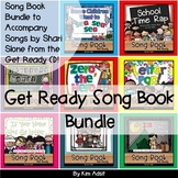Shari Sloane Get Ready Music Books Bundle by Kim Adsit