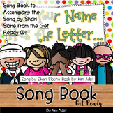 Shari Sloane If Your Name Has the Letter Fun Music Book
