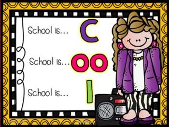 Shari Sloane School is Cool Fun Music Book