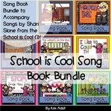 Shari Sloane School is Cool Music Books Bundle by Kim Adsit