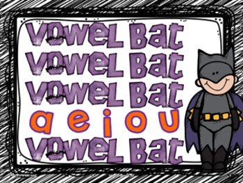 Shari Sloane Vowel Bat Fun Music Book