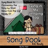 Shari Sloane's Lying in My Sleeping Bag Fun Music Book