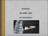 Shariah (Sharia, Islamic Law) in Islam, Muslim, ISIS, Saud
