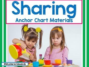 Sharing Anchor Chart Materials