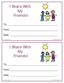 Sharing Certificates