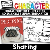 Sharing - Character Education | Social Emotional Learning SEL